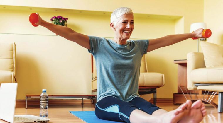 How Seniors Can Approach Exercise for a Healthy Lifestyle